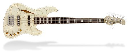 Mayones Guitars & Basses Hydra Series