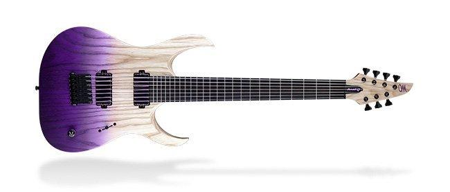 Mayones Guitars & Basses Hydra Series