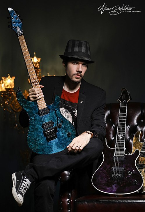 Adel Rouhnavaz (IR)