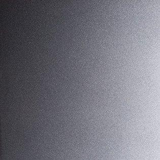 Metallic Silver Gray