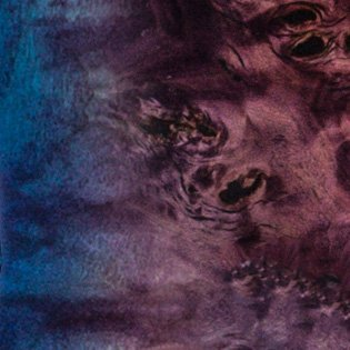 Trans Dirty Purple Blue Burst
