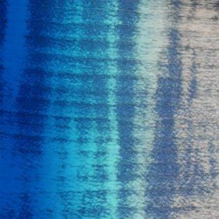 Jeans Blue 3-Tone Blue Burst (Flamed Maple)