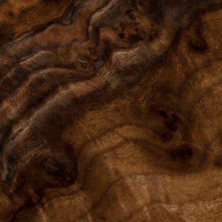 Transparent - Walnut Burl